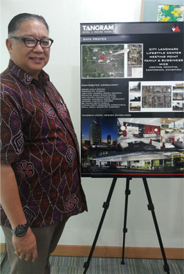 Mr. Perry Tangkilisan Jr. CEO and Founder